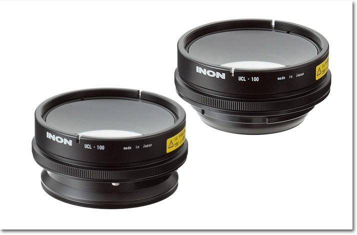 Nuevas lentes macro +10 de INON