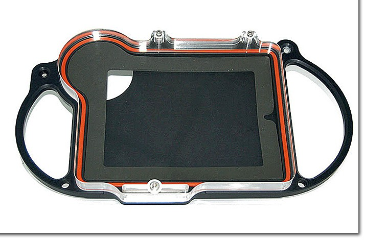 Caja estanca Edge para iPad