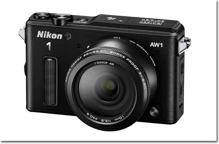 Nikon vuelve al agua