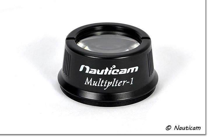 Mutliplier-I de Nauticam